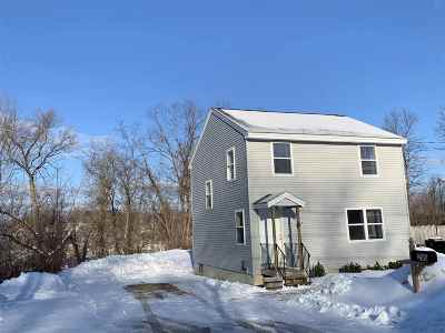 Laconia Single Family Home Active Under Contract: 296 Mechanic Street