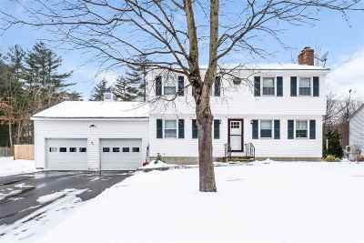 Concord Condo/Townhouse Active Under Contract: 83 NE Village Road