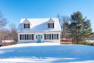 Barnstead Single Family Home For Sale: 30 Dunbarton Drive