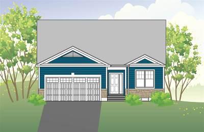 Raymond Single Family Home For Sale: Lot 4 Blackstone Drive #9