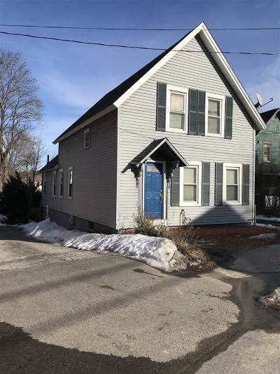 Concord Single Family Home For Sale: 174 North State Street