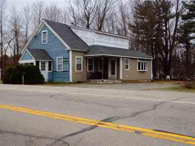 Kingston Single Family Home For Sale: 43 Danville Road