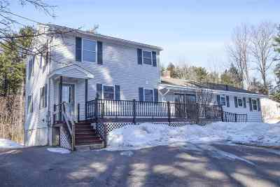 Gilford Multi Family Home For Sale: 106 Woodland Avenue