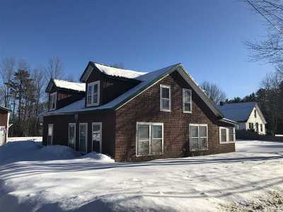 Franklin Single Family Home For Sale: 379 Hill Road