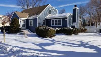 Nashua Single Family Home For Sale: 2 Miami Street