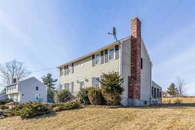 Hudson Single Family Home Active Under Contract: 155 Barretts Hill Road