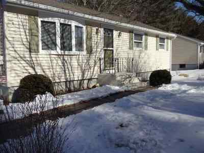Milford Single Family Home For Sale: 120 Ridgefield Drive