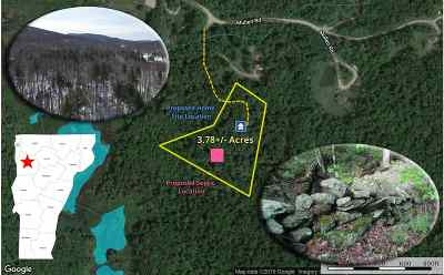 Chittenden County Residential Lots & Land For Sale: 336 Mullen Rd
