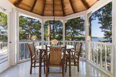 Wolfeboro Single Family Home For Sale: 50 Winterhaven Road