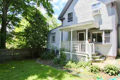 Manchester Condo/Townhouse Active Under Contract: 423 Concord Street #B
