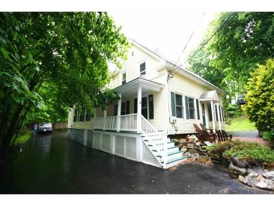 Wolfeboro Multi Family Home For Sale: 6 High St. Street