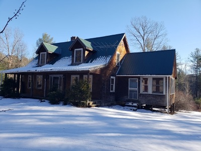 Canterbury Single Family Home For Sale: 128 Pickard Road