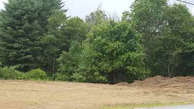 Plymouth Residential Lots & Land For Sale: 55 Smith Bridge Road Road