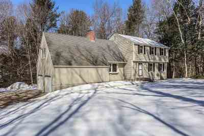 Bedford Single Family Home Active Under Contract: 75 Camelot Drive