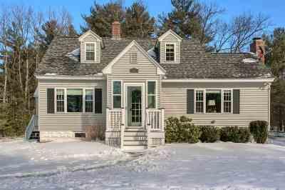 Pelham Single Family Home For Sale: 190 Hobbs Road