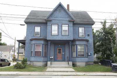 Nashua Multi Family Home For Sale: 10 Kinsley Street