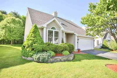 Hampton Single Family Home Active Under Contract: 108 Hampton Meadows