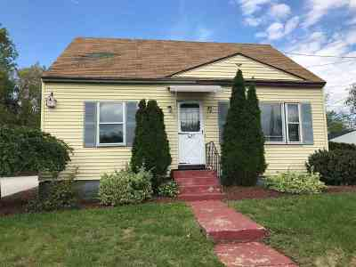 Goffstown Single Family Home For Sale: 627 Mast Road