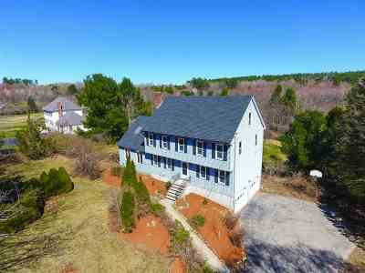 Windham Single Family Home For Sale: 59 Mammoth Road