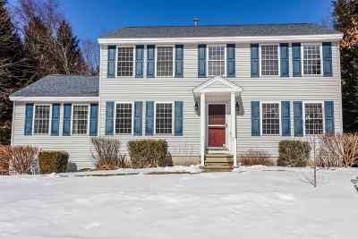Goffstown Single Family Home For Sale: 18 Kimberly Lane