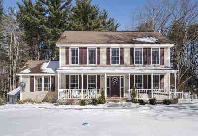 Epsom Single Family Home For Sale: 98 Lords Mill Road