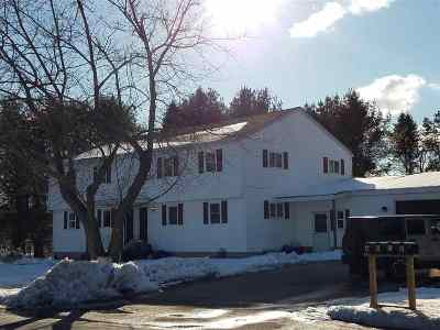 Somersworth Multi Family Home For Sale: 219 Green Street