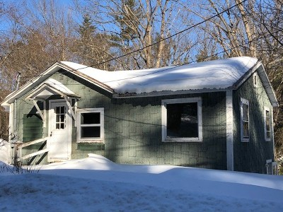 Campton Single Family Home Active Under Contract: 1144 Us Route 3 Route