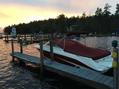 Moultonborough Boat Slip For Sale: 16 Long Island Road #105