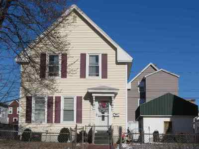 Manchester Single Family Home For Sale: 430 Auburn Street