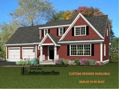 Kittery Single Family Home For Sale: 2 Applewood Way To Be Built