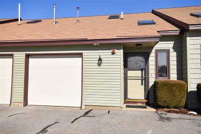 Dover Condo/Townhouse For Sale: 28 Tideview Drive