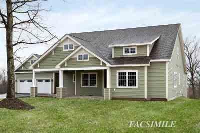 Pelham Single Family Home For Sale: 28 Majestic Avenue #Lot 54