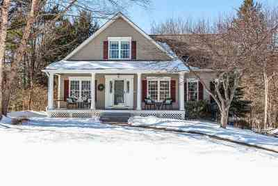 Bedford Single Family Home Active Under Contract: 256 Pulpit Road