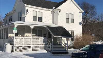 Littleton NH Multi Family Home Active Under Contract: $340,000