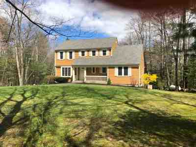 Windham Single Family Home Active Under Contract: 25 Blossom Road