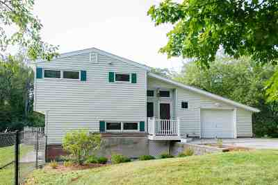 Milton Single Family Home Active Under Contract: 16 Maplewood Avenue