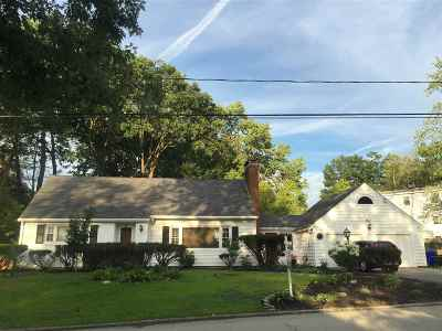 Manchester Single Family Home For Sale: 1219 Belmont Street