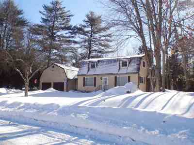 Littleton Single Family Home Active Under Contract: 52 Heather Lane
