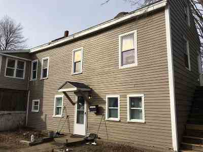 Somersworth Multi Family Home For Sale: 22 Union Street