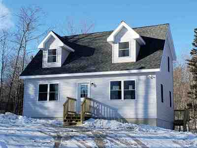Barnstead Single Family Home Active Under Contract: 878 North Barnstead Road