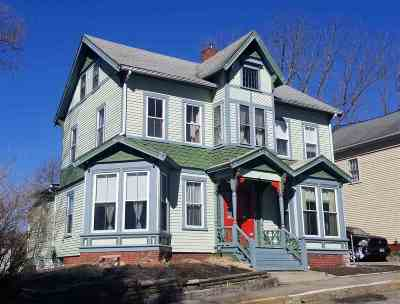 Somersworth Single Family Home For Sale: 49 Mount Vernon Street