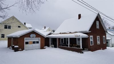 Whitefield Single Family Home For Sale: 43 Prospect Street