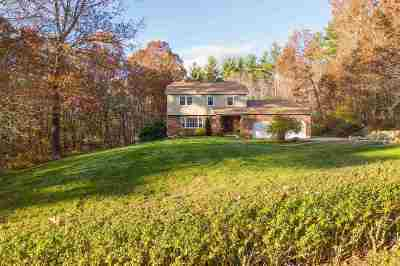 Bedford Single Family Home Active Under Contract: 61 S Hills Drive