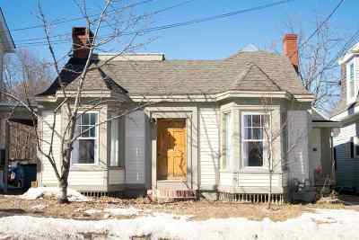 Strafford County Single Family Home Active Under Contract: 9-11 South Street