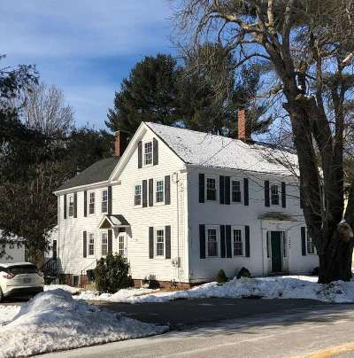 Eliot Single Family Home For Sale: 1345 State Road