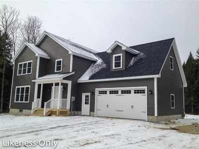Chittenden County Single Family Home For Sale: 172 Watkins Road #3