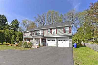 Chittenden County Single Family Home For Sale: 27 Rear Birch Street