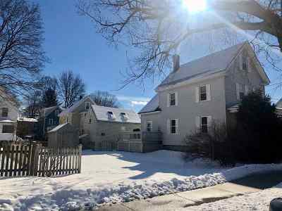 Single Family Home For Sale: 88 Lincoln Avenue