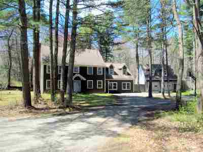 Wells Single Family Home For Sale: 1862 Post Rd Road
