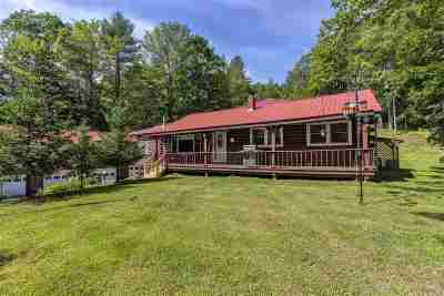 Hartford Single Family Home Active Under Contract: 400 Rustic Road #75